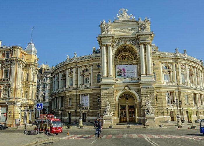 Muldova and Ukraine, Odessa