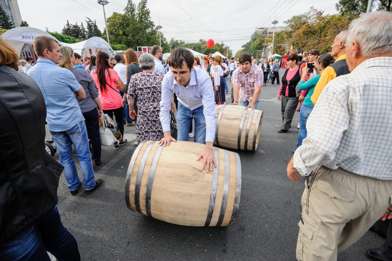 Chisinau, Festivalul Vinului